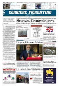 Corriere Fiorentino La Toscana – 14 dicembre 2019