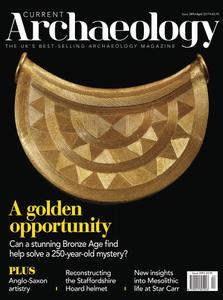 Current Archaeology -  Issue 349