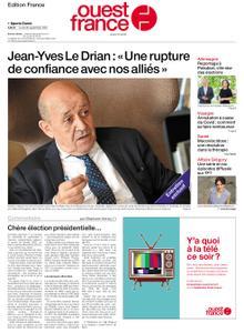 Ouest-France Édition France – 20 septembre 2021