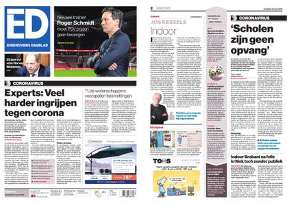 Eindhovens Dagblad - Zuid – 12 maart 2020