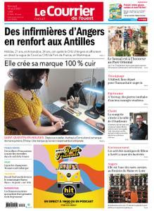 Le Courrier de l'Ouest Cholet – 18 août 2021