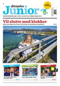 Aftenposten Junior – 25. juni 2019