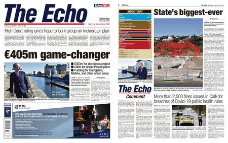 Evening Echo – March 20, 2021