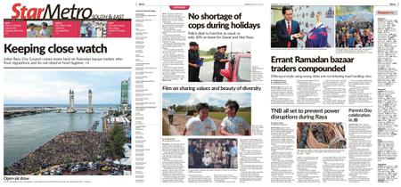 The Star Malaysia - Metro South & East – 31 May 2019