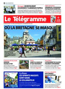 Le Télégramme Quimper – 07 août 2020