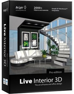 BeLight Live Interior 3D Pro 2.9.8 Multilingual MacOSX