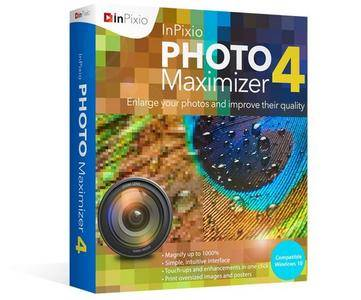 Avanquest InPixio Photo Maximizer 4.0.6288 Multilingual Portable