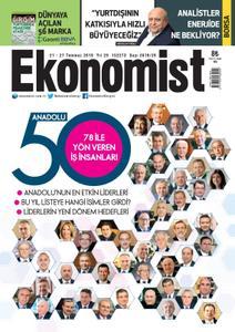 Ekonomist – 20 Temmuz 2019