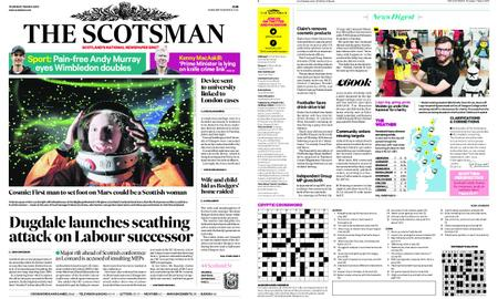 The Scotsman – March 07, 2019