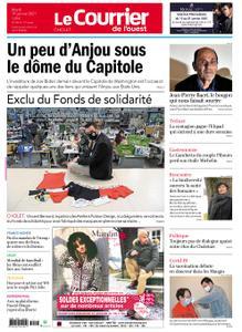 Le Courrier de l'Ouest Cholet – 19 janvier 2021