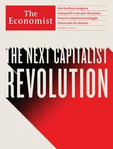 The Economist Latin America – 17 November 2018