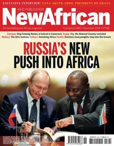 New African - November 2018