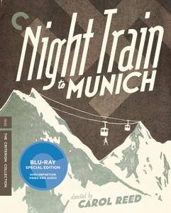 Night Train to Munich (1940) + Extras [The Criterion Collection]