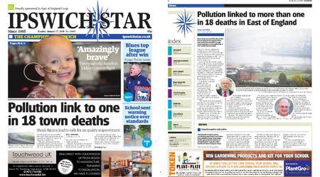 Ipswich Star – January 27, 2020