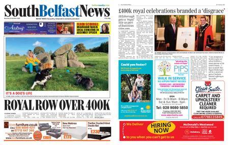 South Belfast News – October 21, 2021