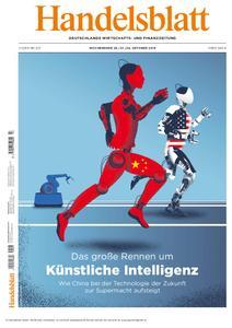 Handelsblatt - 26. Oktober 2018