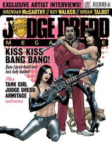 Judge Dredd Megazine v5 290  Armitage - Influential Circles Volume 2 2009