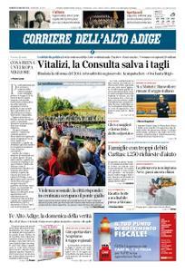 Corriere dell'Alto Adige – 10 maggio 2019