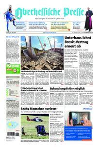 Oberhessische Presse Marburg/Ostkreis - 30. März 2019