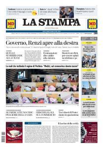 La Stampa Torino Provincia e Canavese - 20 Febbraio 2020