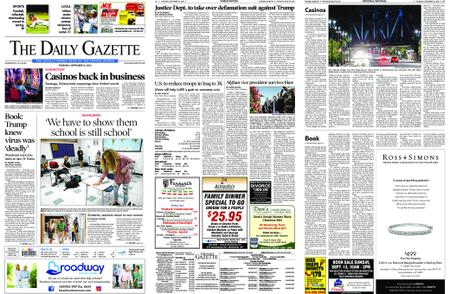 The Daily Gazette – September 10, 2020