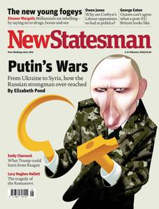 New Statesman - 5 - 11 February 2016