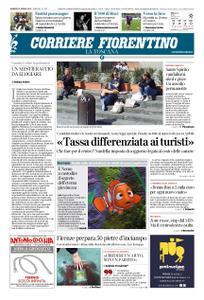 Corriere Fiorentino La Toscana – 19 aprile 2019