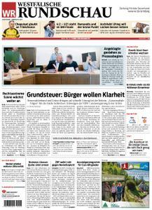Westfälische Rundschau Arnsberg - 28. Juni 2019