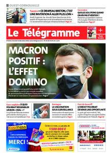 Le Télégramme Ouest Cornouaille – 18 décembre 2020