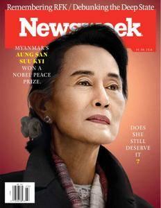 Newsweek USA - June 08, 2018