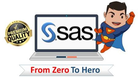Complete SAS Programming Bootcamp 2019: Go from zero to hero (Updated)
