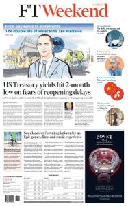 Financial Times USA - July 11, 2020