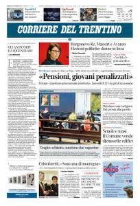 Corriere del Trentino - 28 Ottobre 2017