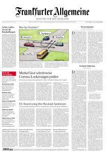 Frankfurter Allgemeine Zeitung - 23 Februar 2021