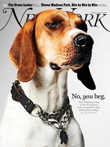 New York Magazine - July 19, 2021