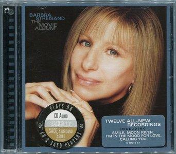 Barbra Streisand - The Movie Album (2003) MCH PS3 ISO + Hi-Res FLAC