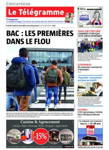 Le Télégramme Concarneau – 19 octobre 2019