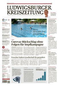Ludwigsburger Kreiszeitung LKZ - 18 Juni 2021
