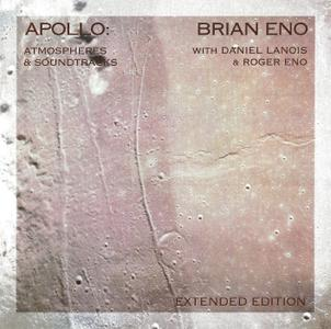Brian Eno - Apollo: Atmospheres & Soundtracks (2019) {2CD Universal Extended Edition B0030428-02 rec 1983}