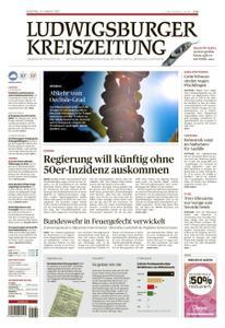 Ludwigsburger Kreiszeitung LKZ - 24 August 2021