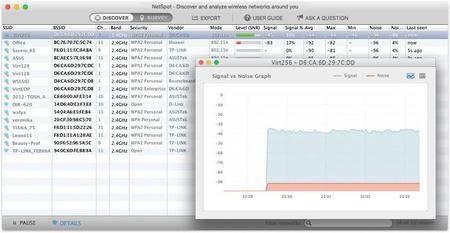 NetSpot Unlimited Enterprise 2.0.0.1 Portable