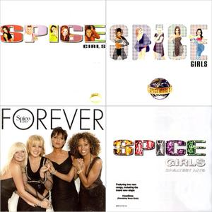 Spice Girls - Albums Collection 1996-2007 (4CD)