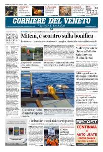 Corriere del Veneto Vicenza e Bassano – 28 ottobre 2018