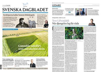 Svenska Dagbladet – 12 maj 2019