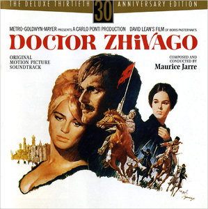 Maurice Jarre - Doctor Zhivago: Original Motion Picture Soundtrack (1965) The Deluxe 30th Anniversary Edition 1995