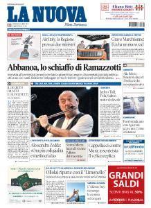 La Nuova Sardegna Sassari - 22 Luglio 2018