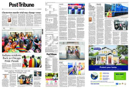 Post-Tribune – July 01, 2019