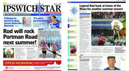 Ipswich Star – September 14, 2018