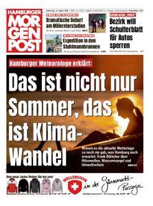 Hamburger Morgenpost – 13. August 2020