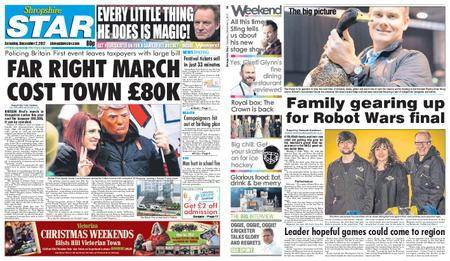 Shropshire Star Shrewsbury Edition – December 02, 2017